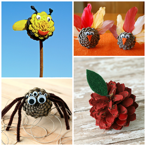 pinecone-crafts-and-art-projects