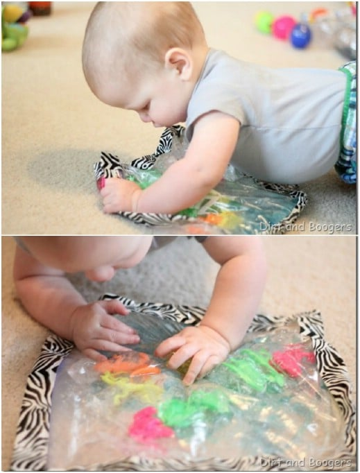 Sensory Play Bag For Babies