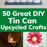 50 Tin Can Craft Ideas